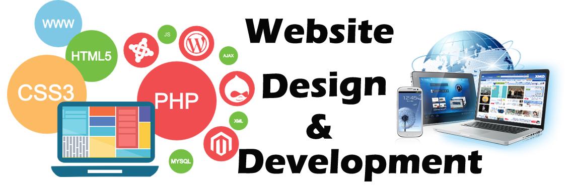 Web Design & Web Development Course